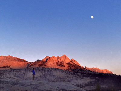 "Echo Peaks and Mr. Moon.  I call this ""Wish upon a Moon."""