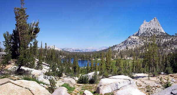Heart of the Park - Cathedral Lake Itinerary: July, Aug., Sept Trips:
