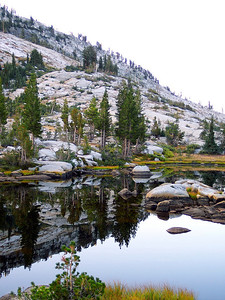 The beauty of Mildred Lake.