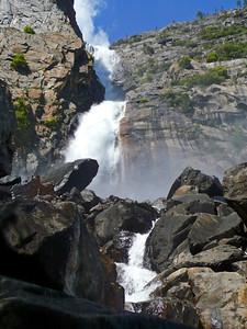 Wapama Falls.