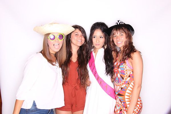 Sierras grad party