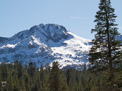 Peak by Carson Pass Copyright 2009 Neil Stahl