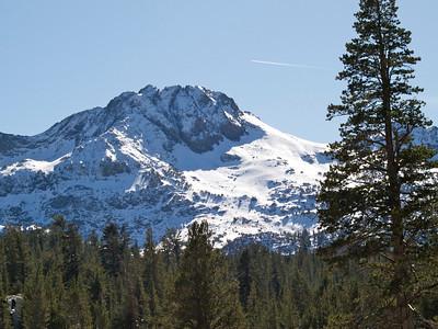 Peak by Carson Pass Copyright 2009 Neil Stahl