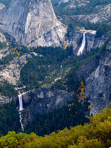 Vernal and Nevada Falls Copyright 2009 Neil Stahl