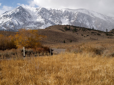 Sunny and Misty Mountain, Parker Lake Road Copyright 2009 Neil Stahl