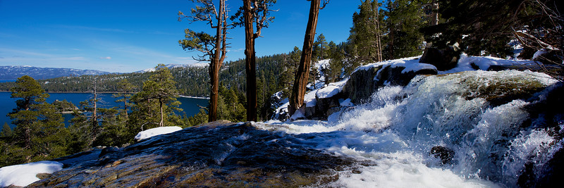 Eagle Creek Falls
