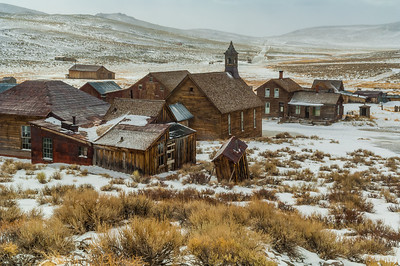 The Road Out of Bodie