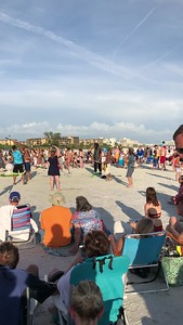 Drum Circle - Siesta Key Florida