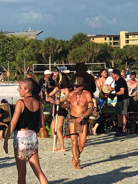 Drum Circle Dundee - Siesta Key Florida