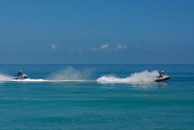 Flyby - Siesta Key Florida