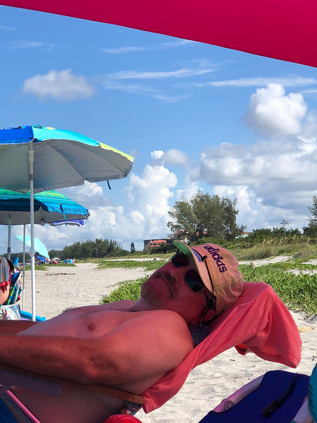 In The Shade - Siesta Key Florida