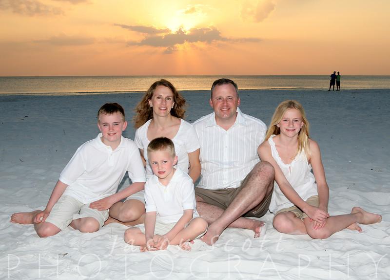 Bolles Family on Siesta Key, March 2011            Order Enlargements  16x20 $100.00   16x20 w/frame $200.00   20x30 $200.00   20x30 w/frame $350.00   24x36 $300.00   24x36 w/frame $500.00