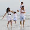 Levy Family on Siesta Key, August 2012