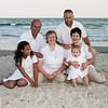 Lunde Family Beach Portraits in Myrtle Beach, June 2012