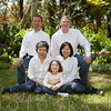 Roper Family at Selby Gardens in Sarasota, March 2013