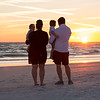 Parisotto Family on Siesta Key, March 2018
