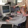 Raymond<br /> Ook druk aan het werk (toch?)