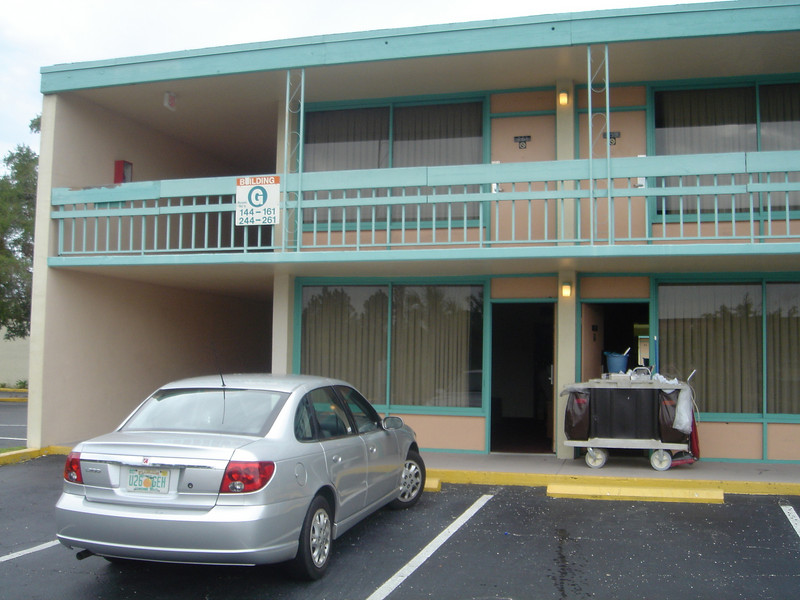Kissimmee: Hotel en auto