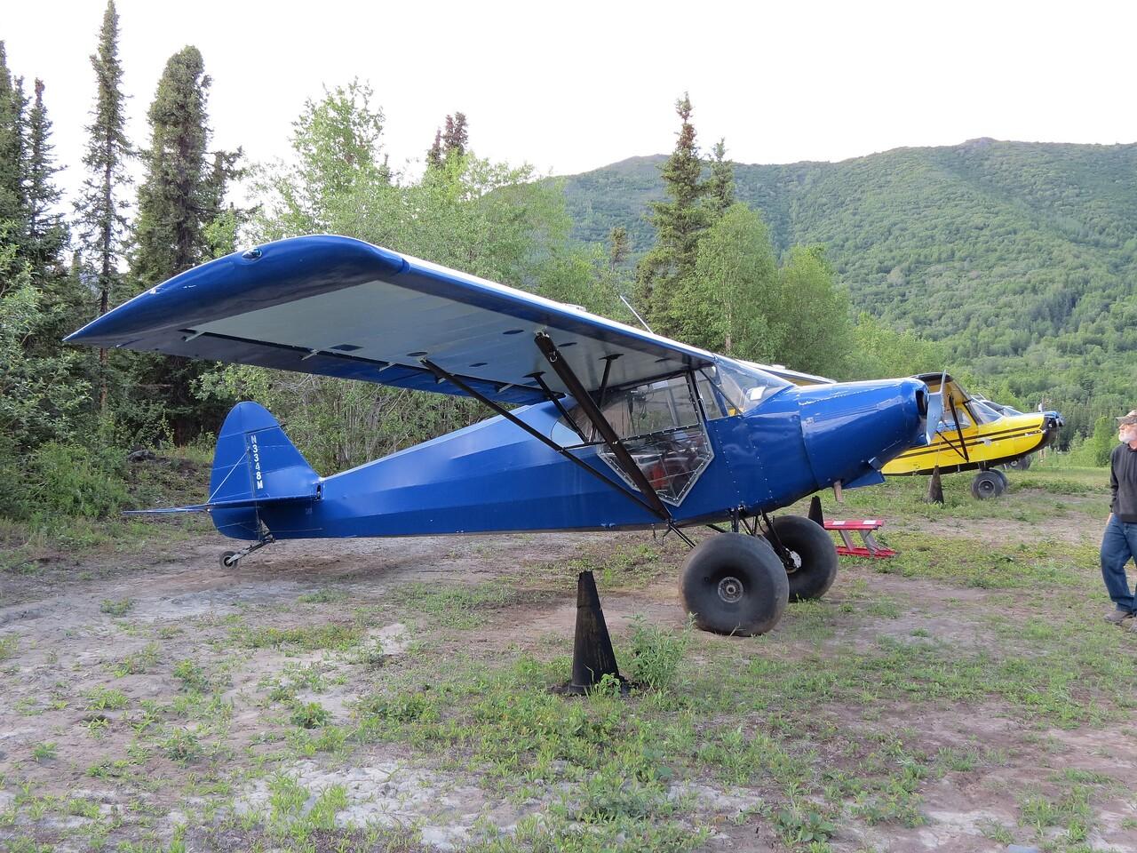 Brad's Plane