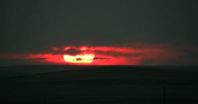 Early Morning Montana Sunrise