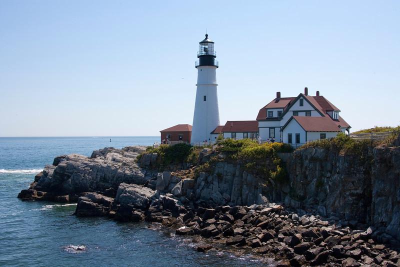 Portland Harbor Head Lighthouse