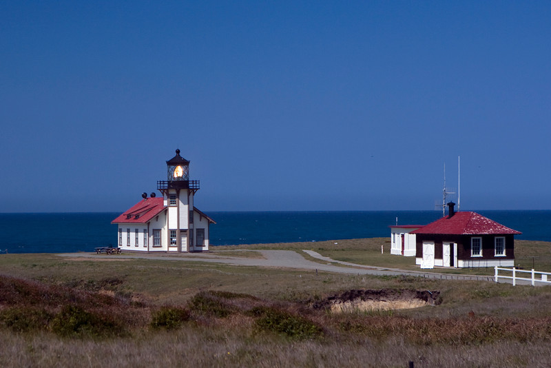 Pt Cabrillo lighthouse
