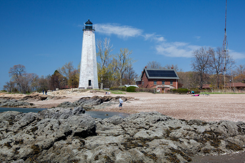 Five Mile Point Light