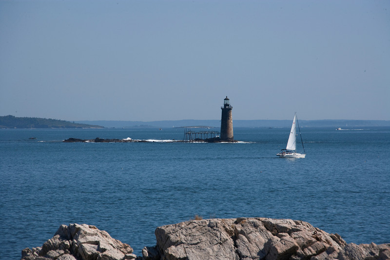 Ram's Head Ledge Light