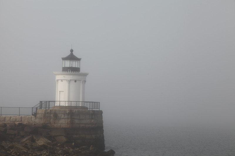 Portland Breakwater Lighthouse (The Bug Light)
