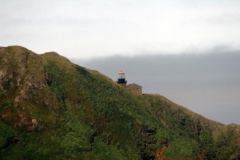 Pt Sur Lighthouse