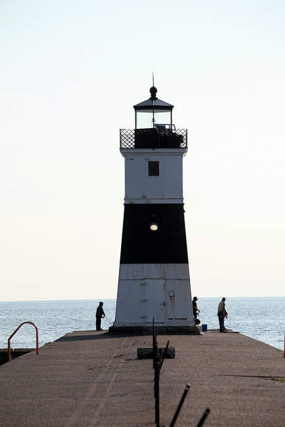 North Pier Lighthouse