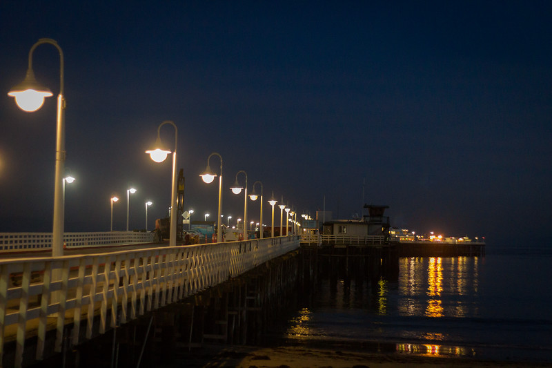 santa cruz boardwalk lights