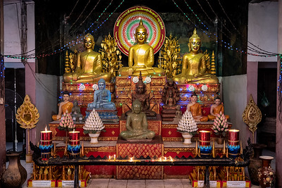 2019, Cambodia, Phnom Penh, Wat Koh