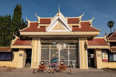 2019, Cambodia, Phnom Penh, Choeung Ek Genocidal Center (The Killing Fields)