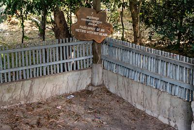 2019, Cambodia, Choeung Ek Genocidal Center (The Killing Fields)