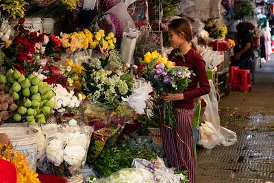 2019, Cambodia, Phnom Penh, Central Market
