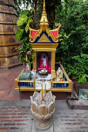 2019, Cambodia, Phnom Penh, Wat Phnom
