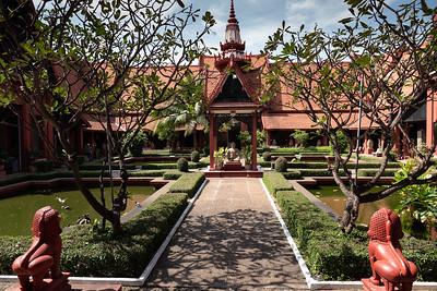2019, Cambodia, Phnom Penh, National Museum