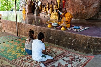 2019, Cambodia, Siem Reap province, Svay Leu district