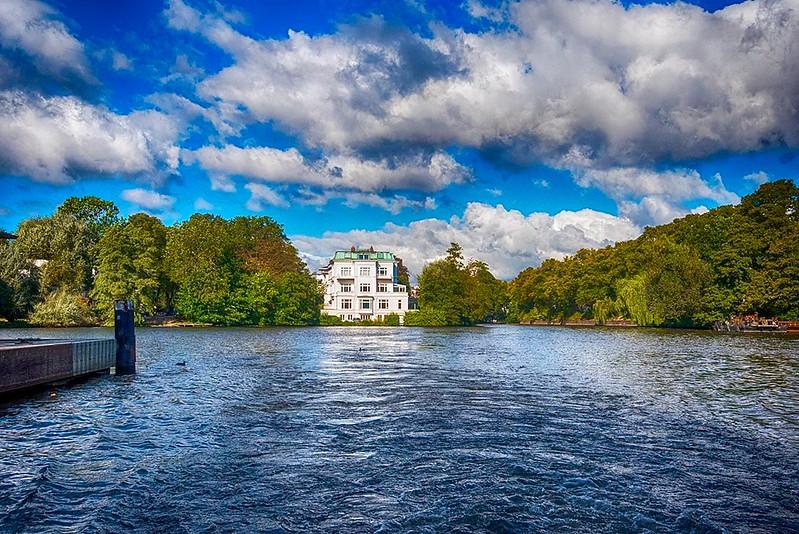 Waterways of Hamburg