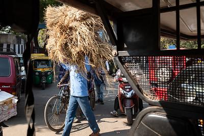 2019, India, Old Delhi, Streets of Old Delhi