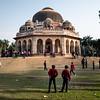 2019, India, New Delhi, Lodi Gardens, Mohammed Shah's Tomb
