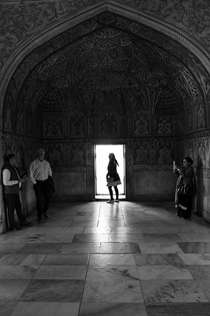 2019, India, Agra, Agra Fort