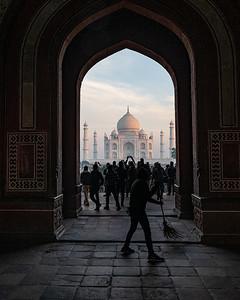 2019, India, Taj Mahal