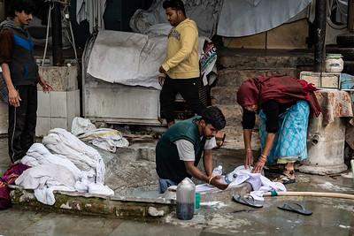 2019, India, New Delhi, Laundry
