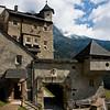 1. Tor Festung Hohenwerfen
