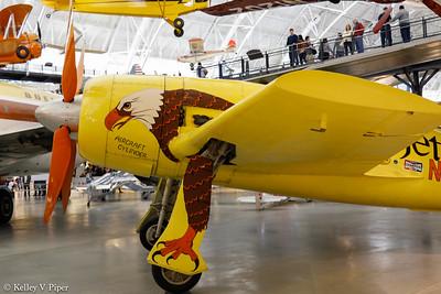 """Grumman F8F-2 Bearcat """"Conquest I"""""""