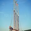 Maine, Bar Harbor, boat, sailboat, Margaret Todd, ocean