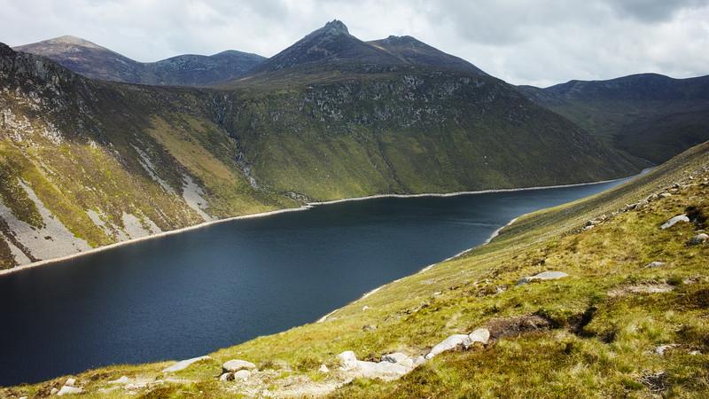 sigma dp1 quattro mourne mountains landscape