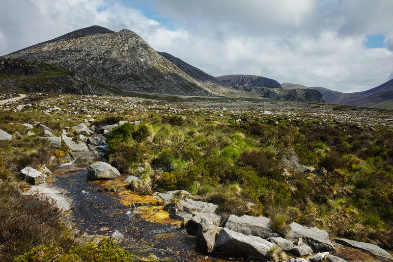 sigma dp1 quattro mourne mountains ireland landscape stream